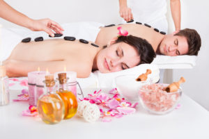 Relaxing Massage and Healing Effects