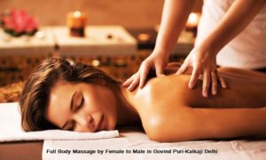 Full Body Massage by Female to Male in Govind Puri-Kalkaji Delhi