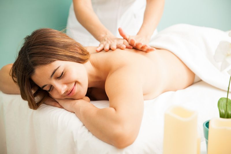 Relaxing Body to Body Massage in Kailash Colony Delhi
